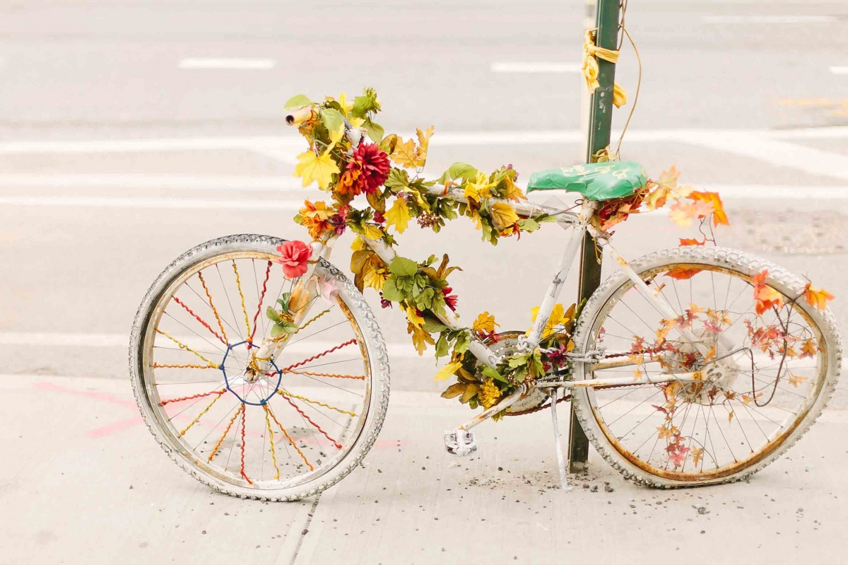 parked-bicycle-with-leaves-2332371